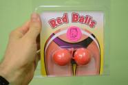 RED Balls venušine guličky latex
