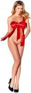 Kostým Mašľa Surprise červený