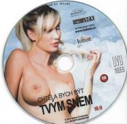 DVD Chcela by som byť tvojim snom - disk
