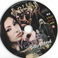 DVD Velvet - Dvojité podvod - disk