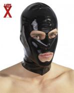LateX maska s tromi otvormi.