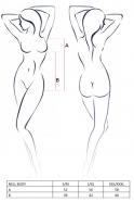 Čipkované Nella Body