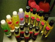 Masážny olej ToyJoy Eucalyptus 250 ml