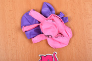 Nafukovacie balóniky - fotenie v predajni Ružový Slon Havířov