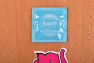 Beppu kondómy - fotenie v predajni Ružový Slon Havířov