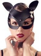 Maska s kamienkami Sexy Cat