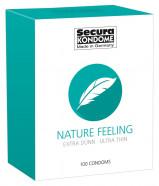 Secura Nature Feeling - ultratenké kondómy (100 ks)