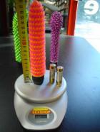 Vibrátor kaktus pink 18 * 3 cm