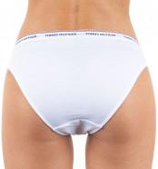 3PACK dámske nohavičky Tommy Hilfiger, biele