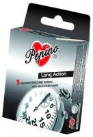 Pepino Long Action – tlmivé kondómy (3 ks)