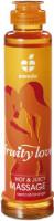 Swede pomarančovo-marhuľový masážny olej (200 ml)