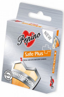 Pepino Safe Plus – zosílené kondomy (3 ks)