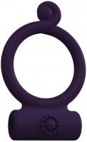 BOOM V-Ring Deluxe vibračný erekčný krúžok