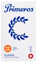 Primeros Classic – klasické kondómy (12 ks)