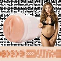 Fleshlight Lena Paul Nymph vagína + darček Hrejivý gel (30 ml)