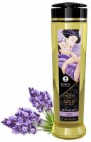 Shunga Sensation masážny olej levanduľa (240 ml)